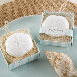 By the Shore Sand Dollar Soap Favors image
