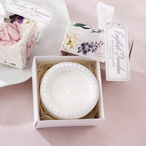 English Garden Soap Favors image