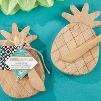 Pineapple Cheeseboard and Spreader Favors
