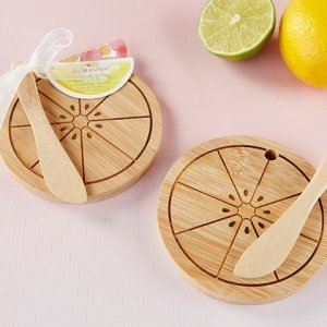 Citrus Cheeseboard and Spreader image