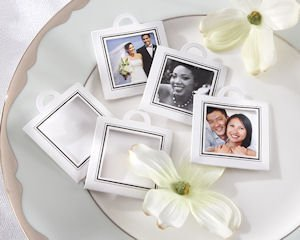 Capture the Moment Photo Frame Tags (Set of 12) image