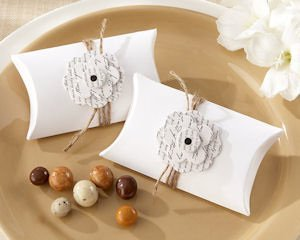 Love Letter Personalized Pillow Boxes (Set of 24) image