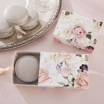 English Garden Floral Slide Favor Box (Set of 24)