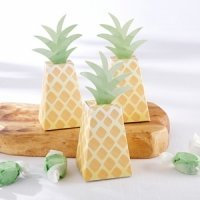 Pineapple Favor Box (Set of 24)