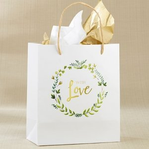 With Love Botanical Garden Gift Bag (Set of 12) image