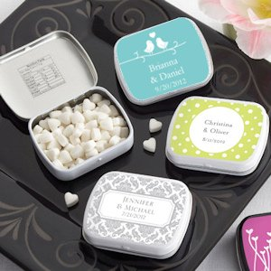 Personalized Springtime Mint Tins (165 Designs) image