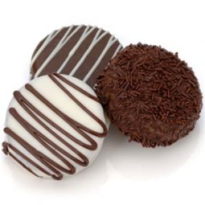 Classic Chocolate Covered Oreo Favors image