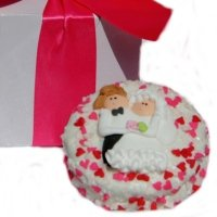 Wedding Oreo Cookie Favor Box