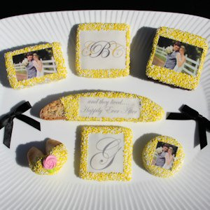 Wedding Cookie Favor Sample Pack image