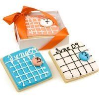 Savor the Date Sugar Cookie Favors