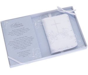 Wedding New Testament Bible & Cover image