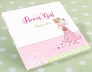 Keepsake Book (Flower Girl or Ring Bearer) image