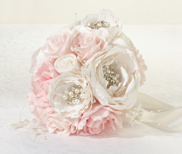 Chic shabby bouquet for Bouquet chic