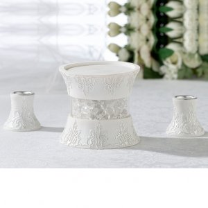 3 Pc Unity Candle Holder Set image