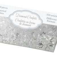 Diamond Confetti - Clear