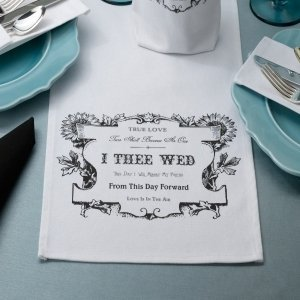 True Love Table Runner image