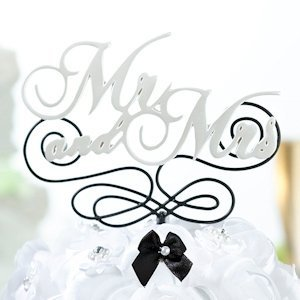 Mr. & Mrs. Cake Pick image