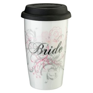 Bride Ceramic Tumbler 12oz image