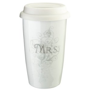 Mrs. Ceramic Tumbler 12oz image