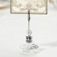 Elegant Romance Place Card Holder (Set of 4)
