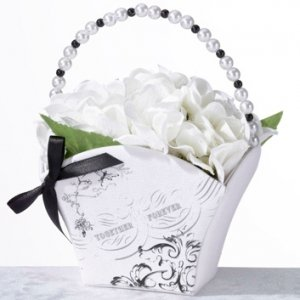 True Love Flower Basket image