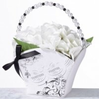 True Love Flower Basket