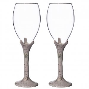 Birch Wine Glass Set image