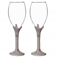Birch Wine Glass Set