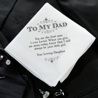 Keepsake Hankies for Him (3 Designs)