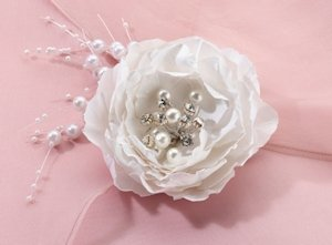 Chic & Shabby Hair Clip / Decoration image