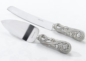 Regal Elegance Knife & Server Set image