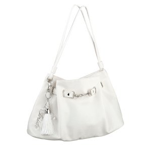 Large White Bride Purse image