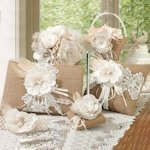 Burlap and Lace Collection
