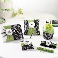 Prepack Green & Black Collection