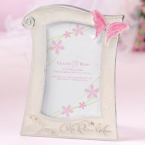 Quince Anos 4X6 Picture Frame