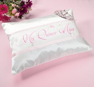 Mis Quince Anos Pillow image