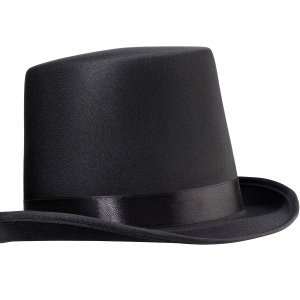 Mini Black Top Hat image