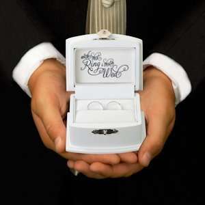 Ring Bearer Box image