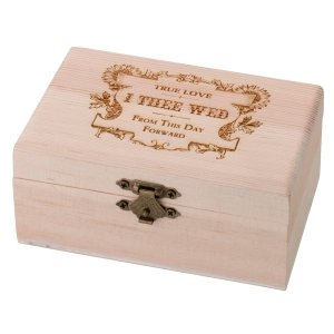 True Love Ring Bearer Box image
