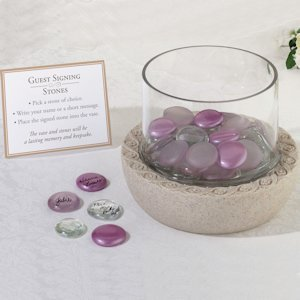 Alternative Gifts For Wedding Party : Guest Book Alternative) (Lillian Rose SR110) Buy at Wedding Favors ...