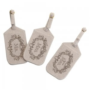Mr. Mrs. and More Mrs. Luggage Tags image