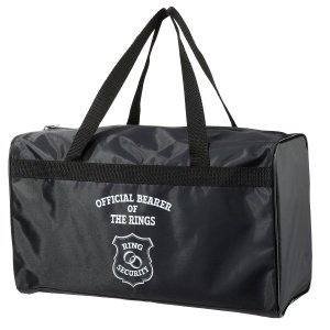 Ring Bearer Security Duffel Bag image