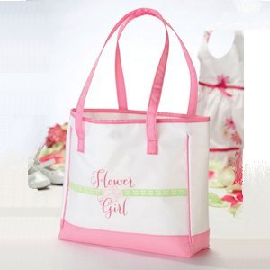 Flower Girl Tote image