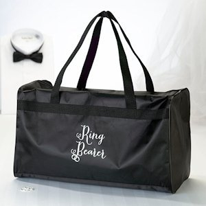 Ring Bearer Duffel Bag image