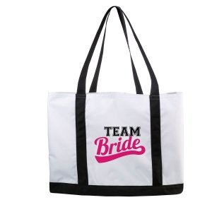 Team Bride and Bride Beach Bags image