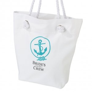 Bride's Crew Beach Bag image