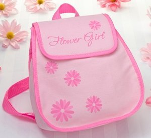 Flower Girl Backpack image