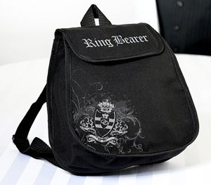 Ring Bearer Backpack image