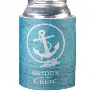 Bride's Crew and Captain Bride Can Cozy image