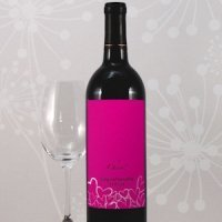 Contempo Hearts Wine Bottle Labels (Set of 8)